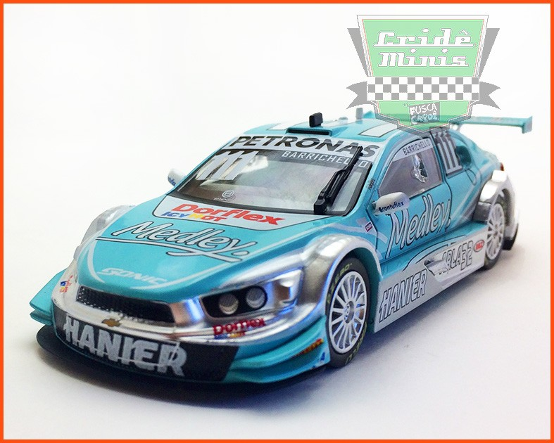 Chevrolet Stock Car #111 - Rubens Barrichello - escala 1/43