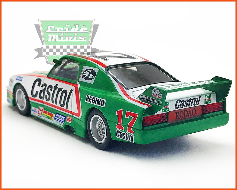Chevrolet Stock Car #17 1992 - Ingo Hoffman - escala 1/43