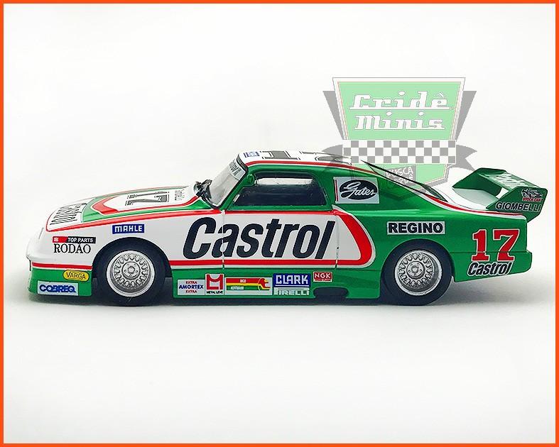 Chevrolet Stock Car #17 1992 - Ingo Hoffman - escala 1/43