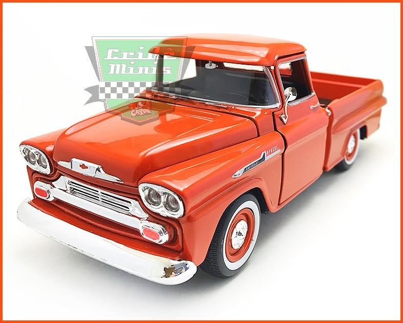 Chevy Apache Pick-up 1958 - escala 1/24