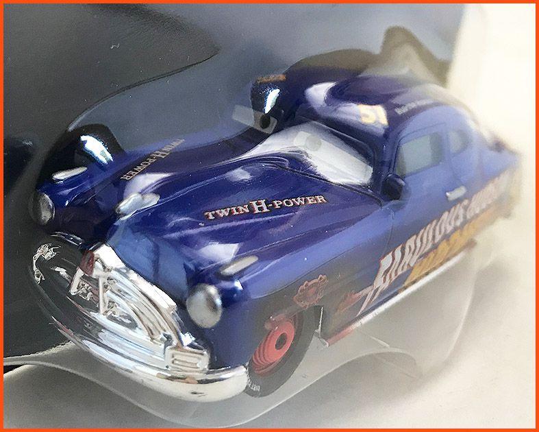 Disney Car 3 Fabulous Hudson Hornet #51