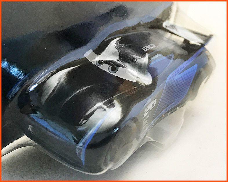 Disney Car 3 Jackson Storm