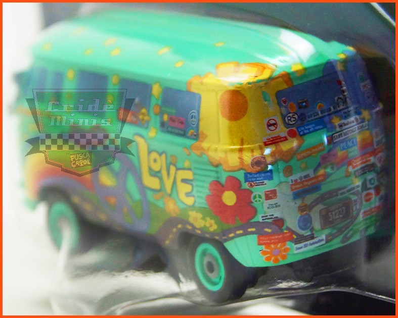 Disney Car 3 Kombi Fillmore