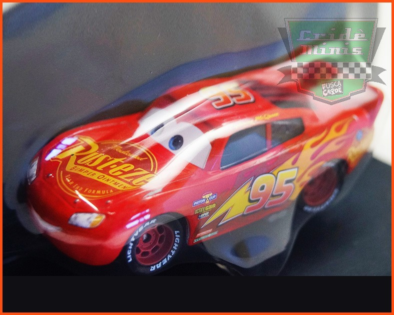 Disney Car 3 Lightning McQueen #95