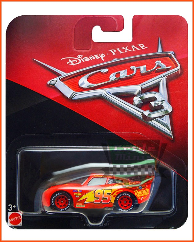 Disney Car 3 Lightning McQueen #95