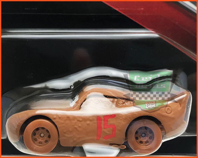 Disney Car 3 Lightning McQueen AS Chester Whipplefilter