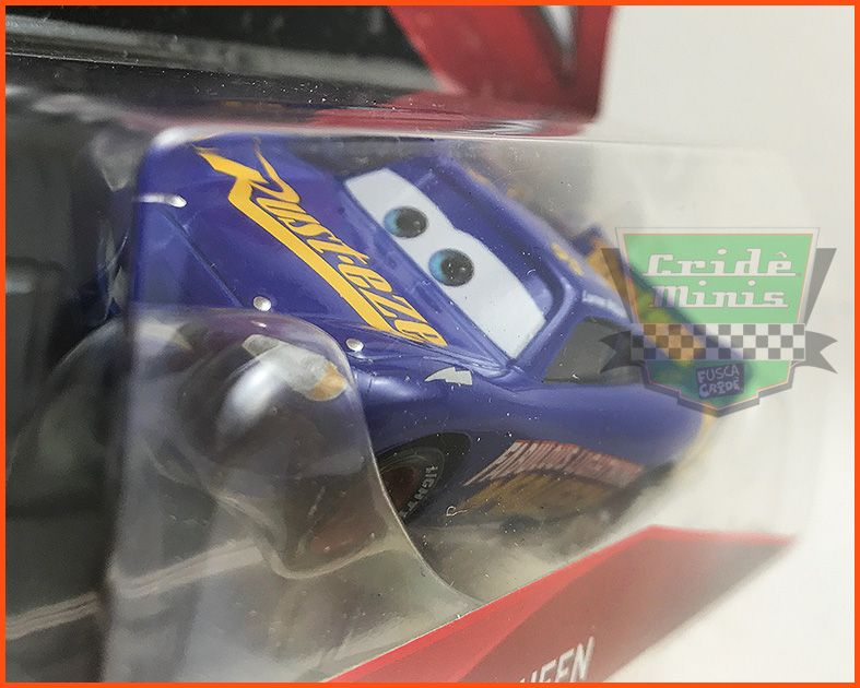 Disney Car 3 Lightning McQueen Azul #95