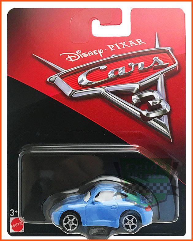 Disney Car 3 Sally