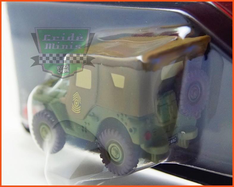 Disney Car 3 Sargento