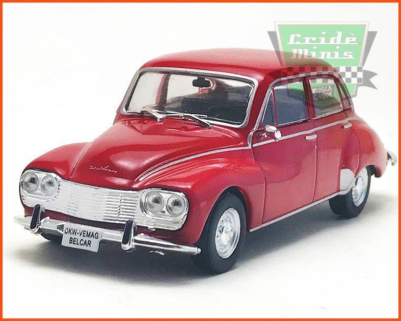 DKW Vemag Belcar 1967 - Caixa de acrílico - escala 1/43