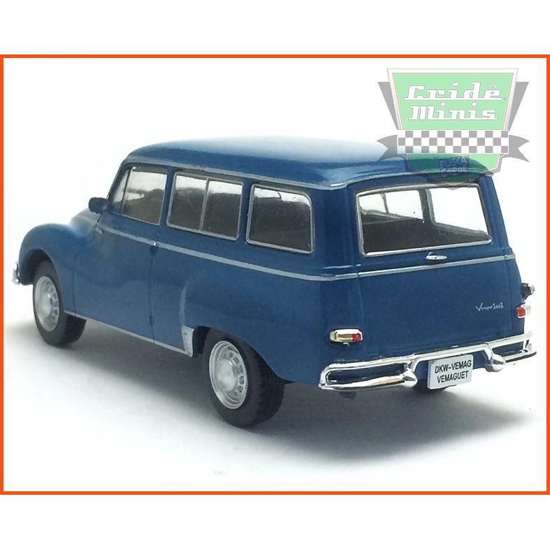 DKW Vemag-Vemaguet 1964 - Carros Nacionais - Escala 1/43