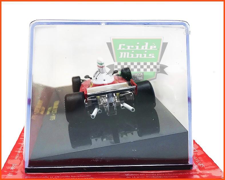 F1 Ferrari 312T 1975 Niki Lauda - escala 1/43