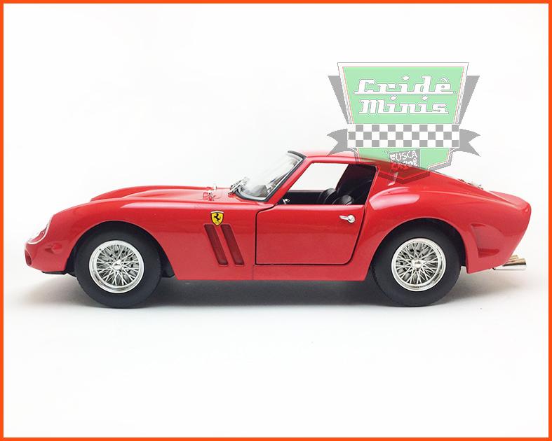 Ferrari 250 GTO - escala 1/24