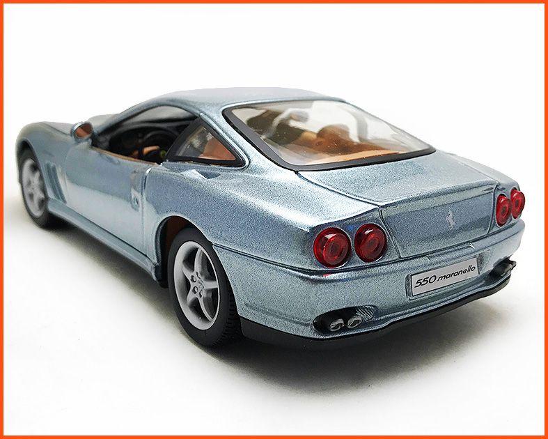 Ferrari 550 Maranello - escala 1/24
