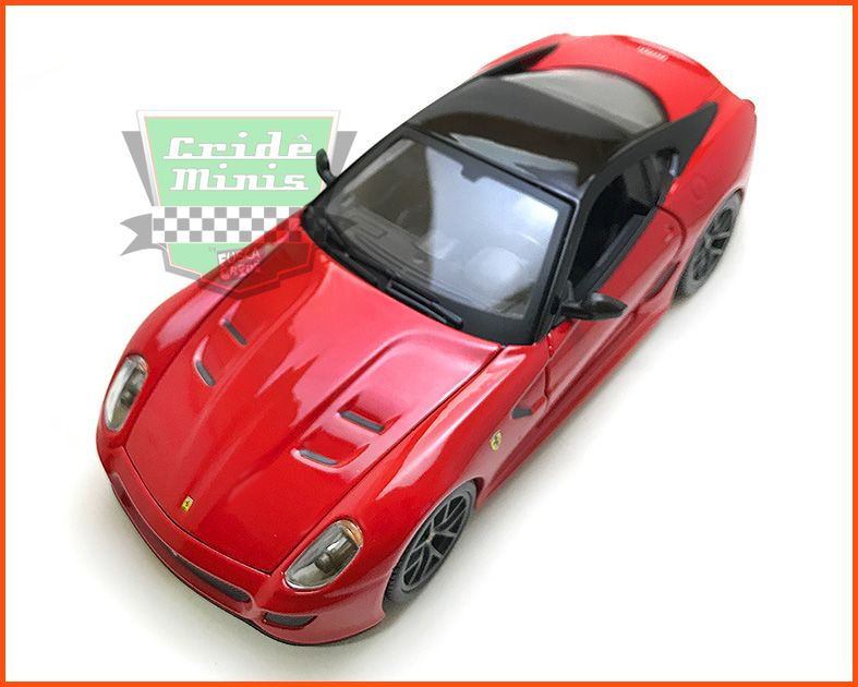 Ferrari 599 GTO - escala 1/24