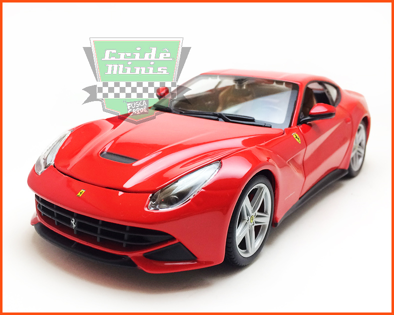 Ferrari F12 Berlinetta - escala 1/24