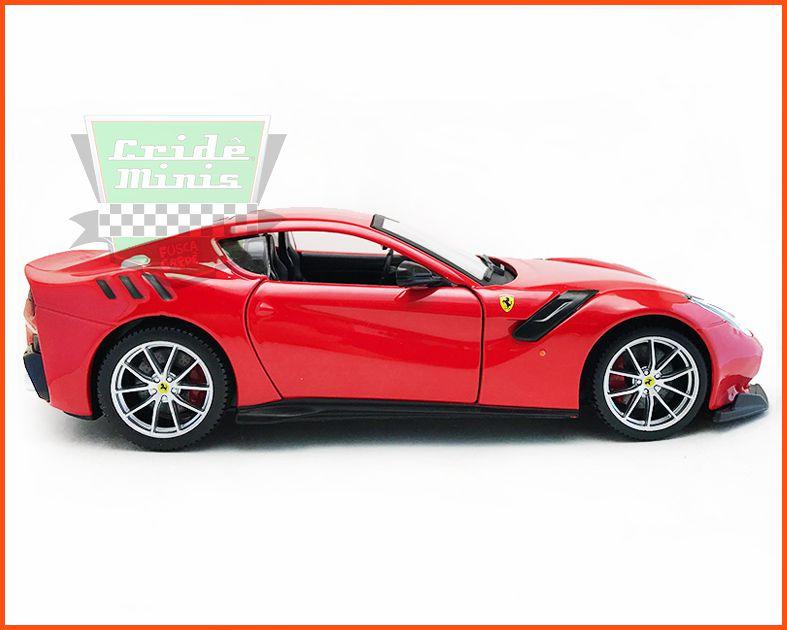 Ferrari F12 TDF - escala 1/24