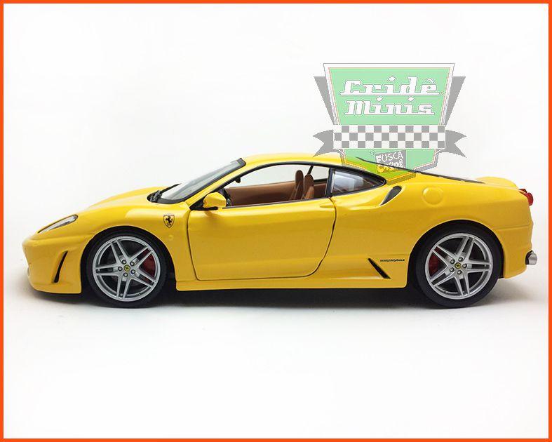 Ferrari F430 - escala 1/24