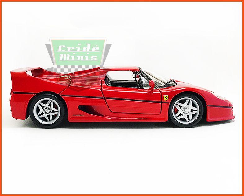 Ferrari F50 - escala 1/24