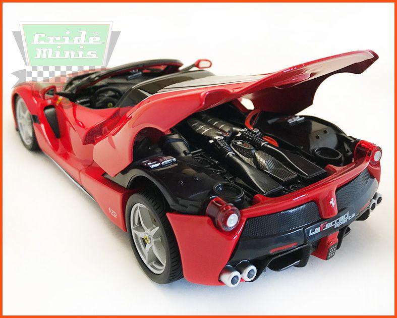 Ferrari LaFerrari Conversivel - escala 1/24