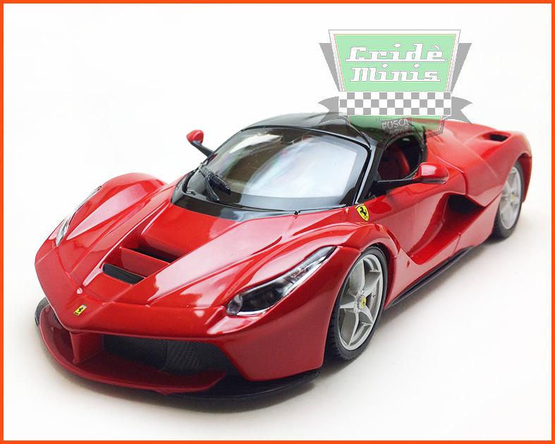 Ferrari LaFerrari - escala 1/24