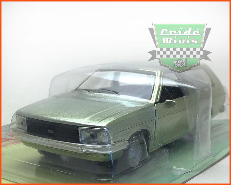 Ford Belina II 1981 - Carros Nacionais - escala 1/43