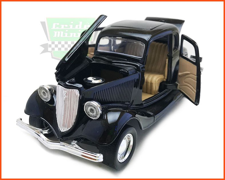 Ford Coupe 1934 - escala 1/24