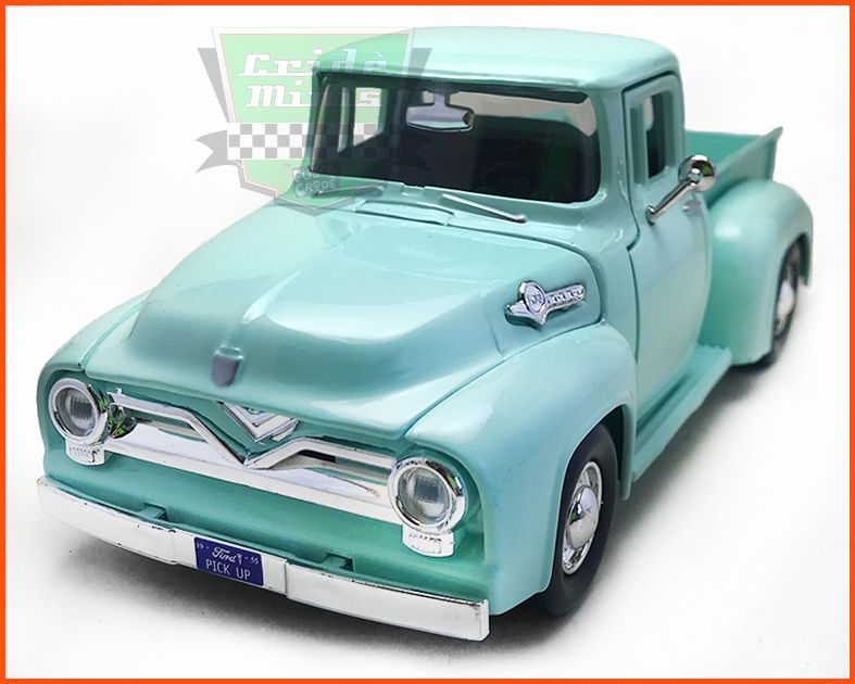 Ford F-100 1955 - escala 1/24