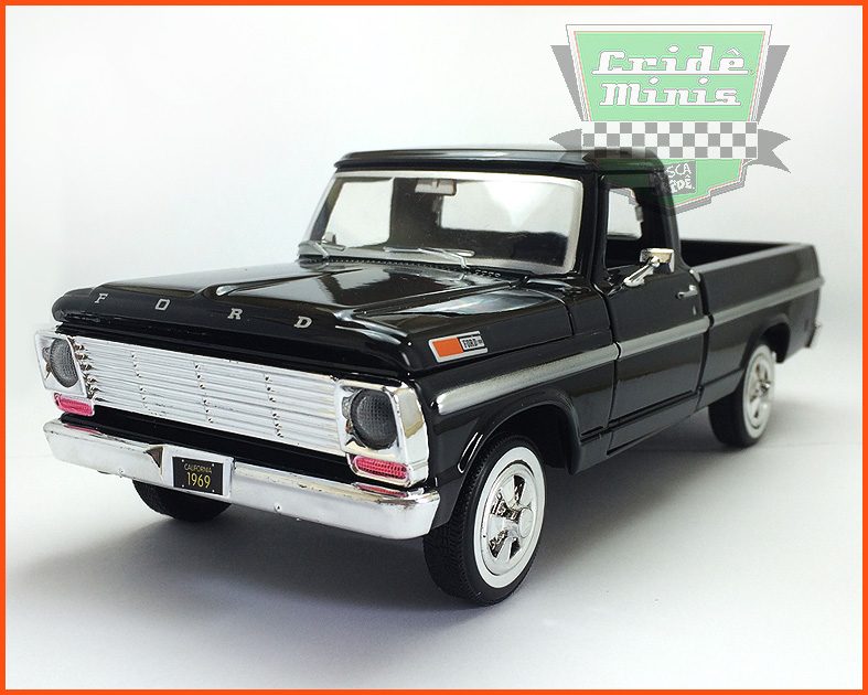 Ford F-100 1969 - escala 1/24
