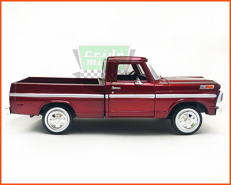 Ford F-100 1969 Vine - escala 1/24