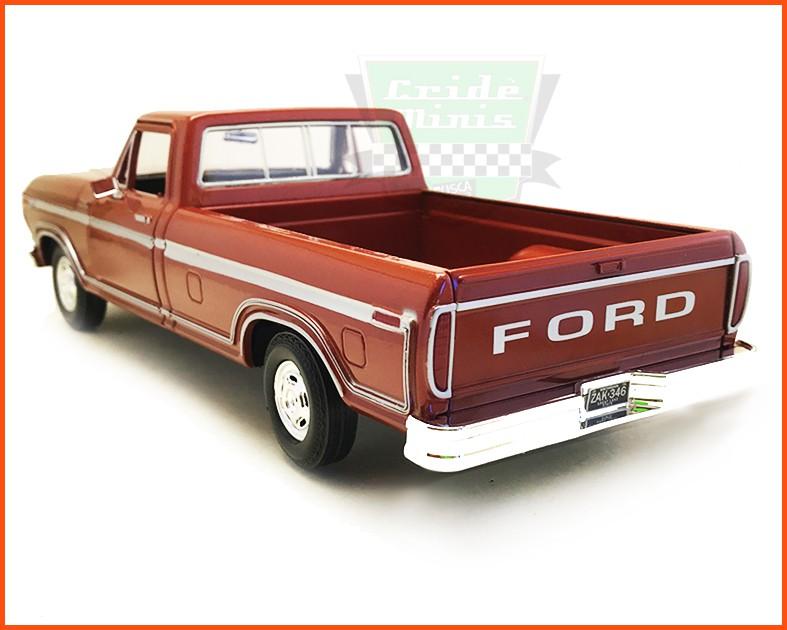 Ford F-150 1979 Clássica - escala 1/24