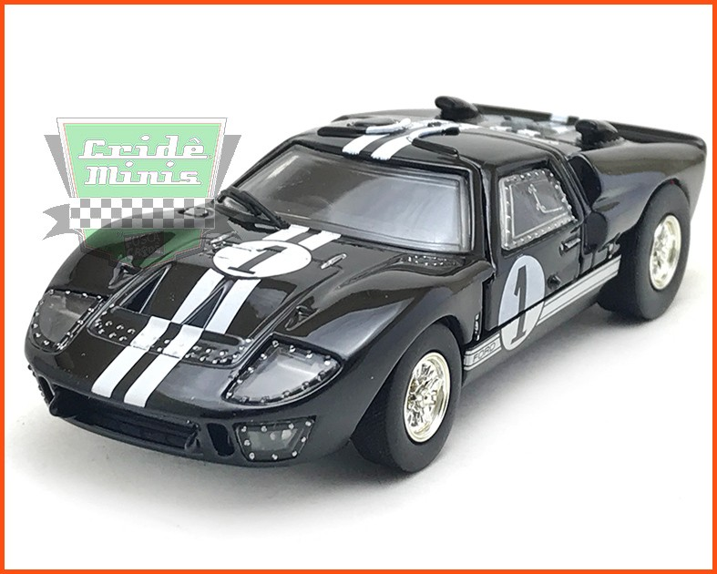 Ford GT40 1966 - Caixa de acrílico - escala 1/43