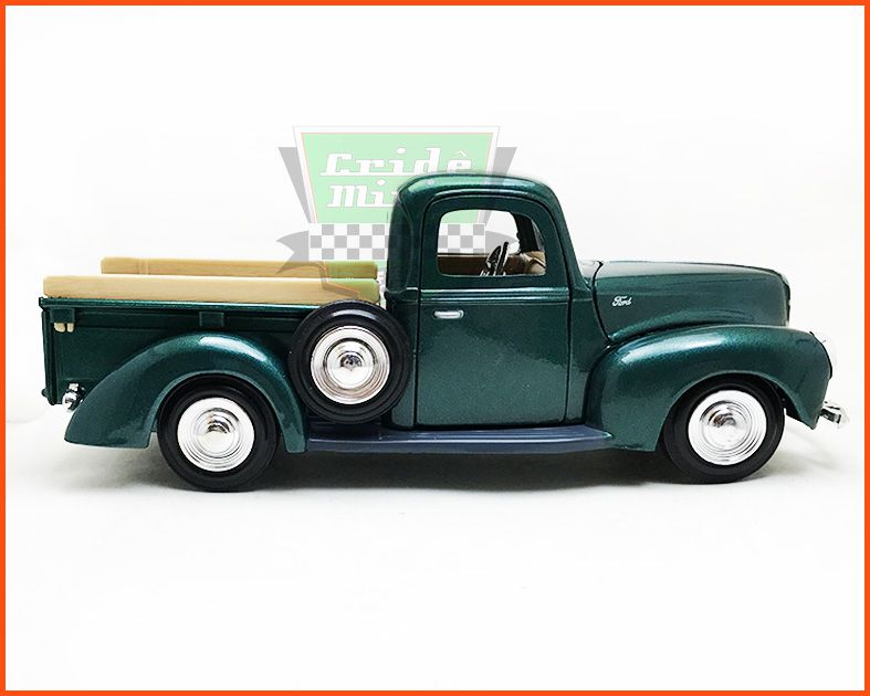 Ford Pick-up 1940 - escala 1/24
