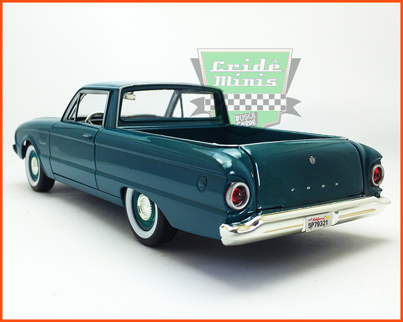 Ford Ranchero 1960 - escala 1/24