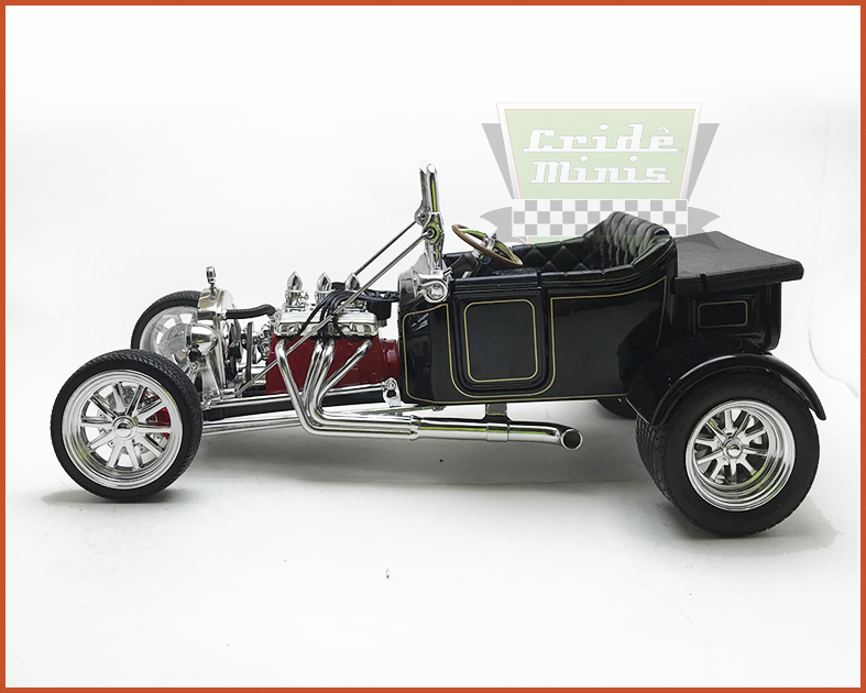 Ford T-Bucket Coupe 1923 - escala 1/18