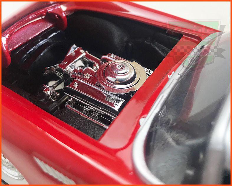 Ford Thunderbird 1956 - escala 1/24