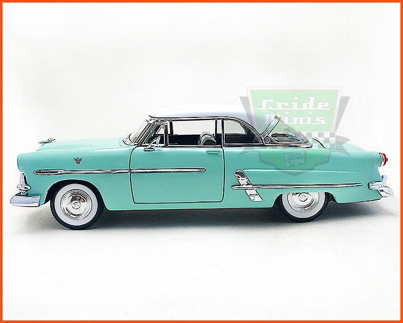 Ford Victoria 1963 - Escala 1/24