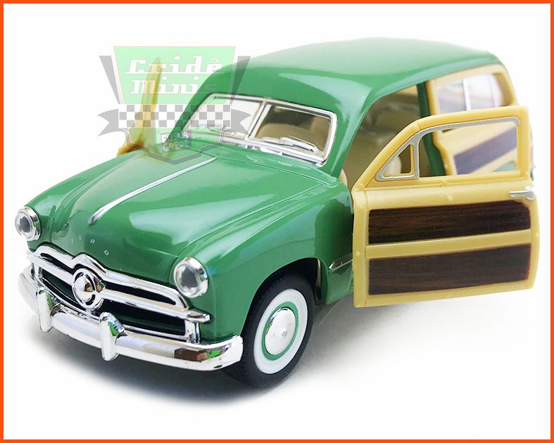 Ford Wood Wagon 1940 - escala 1/40