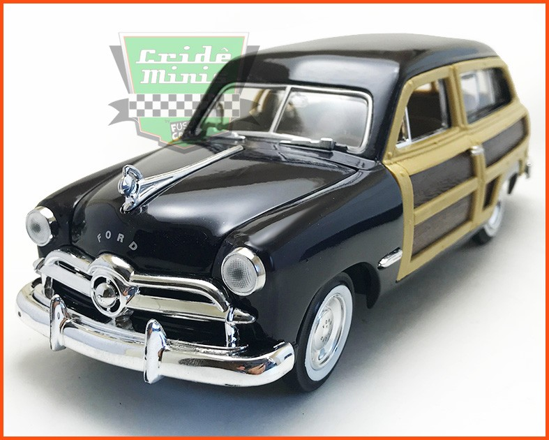 Ford Wood Wagon 1949 - Escala 1/24