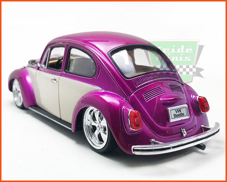 Fusca Hard Top - escala 1/24