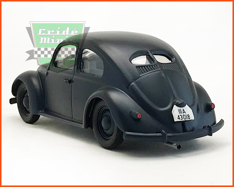 Fusca Sedan Split Window 1939 - Escala 1/43