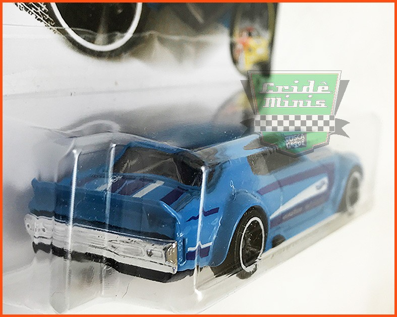 Hot Weels Chevy Chevelle 70 - escala 1/64