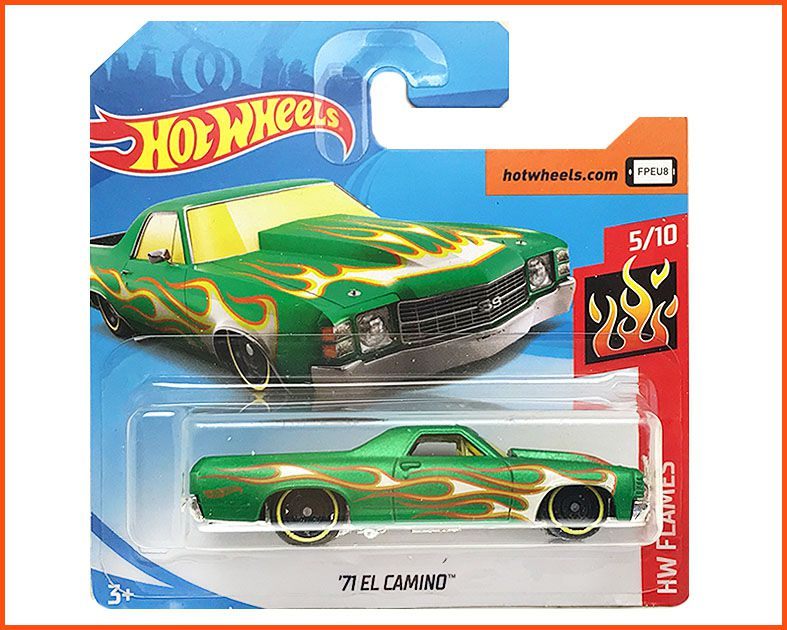 Hot Wheels El Camino 71 - escala 1/64