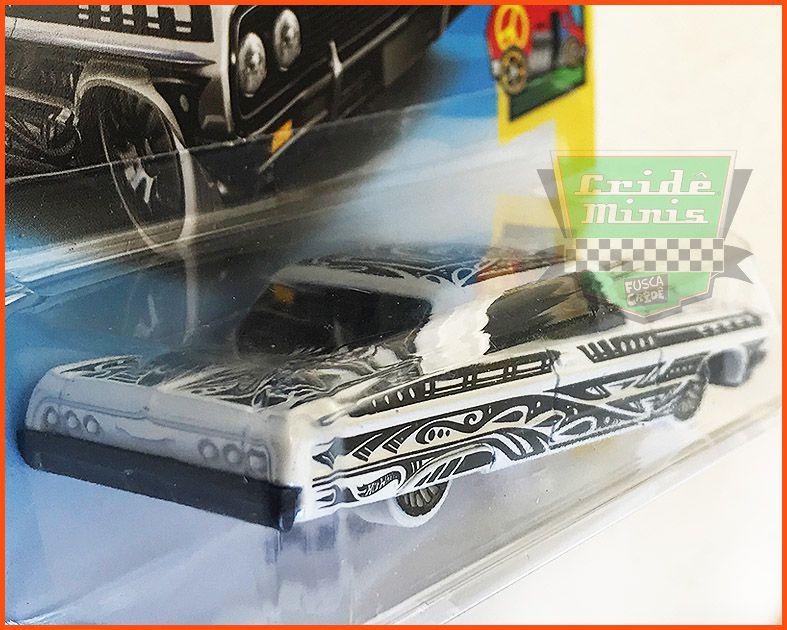 Hot Weels Impala 64 - escala 1/64
