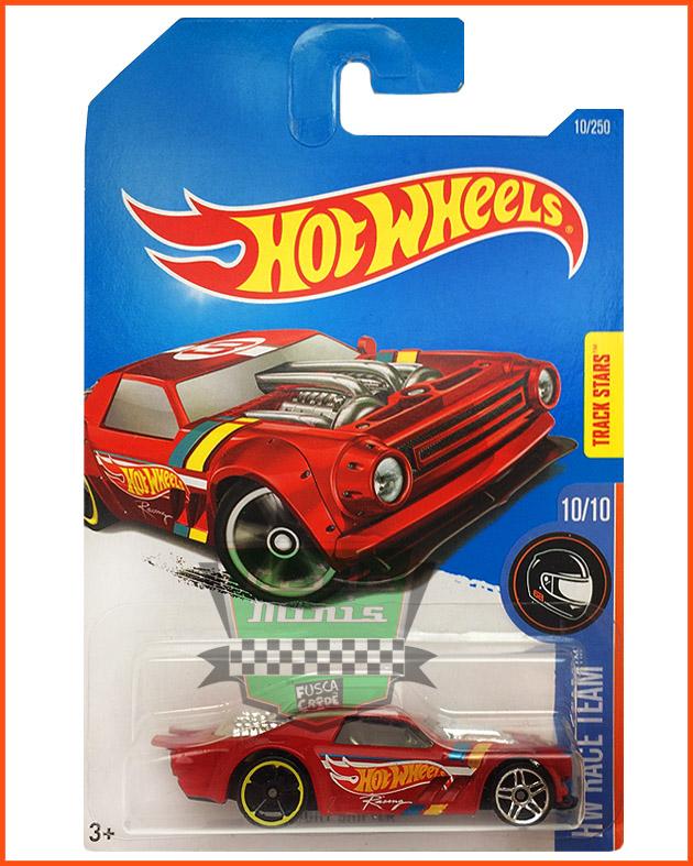 Hot Weels Night Shifter - escala 1/64