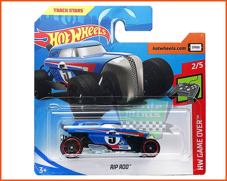 Hot Wheels Rip Rod - escala 1/64