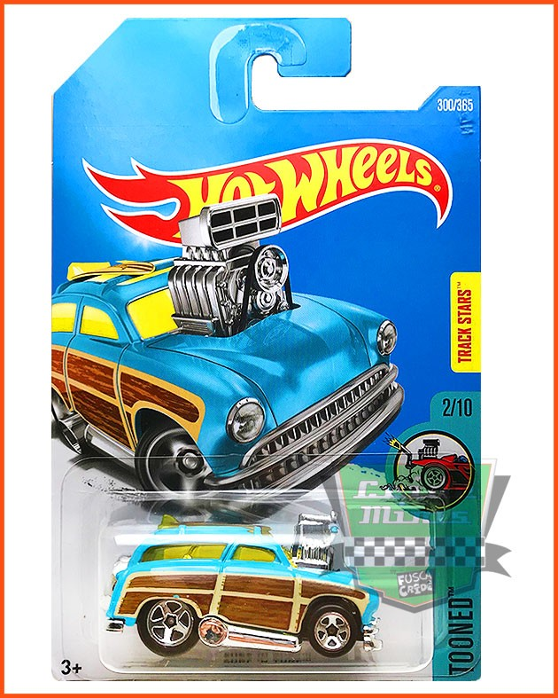 Hot Wheels Surf'n Turf