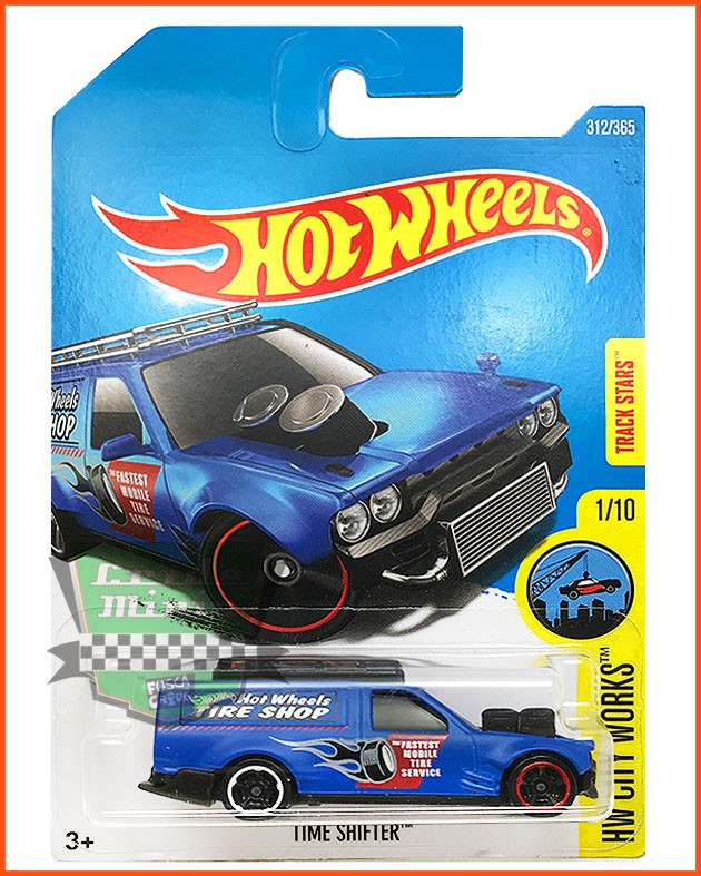 Hot Weels Time Shifter - escala 1/64