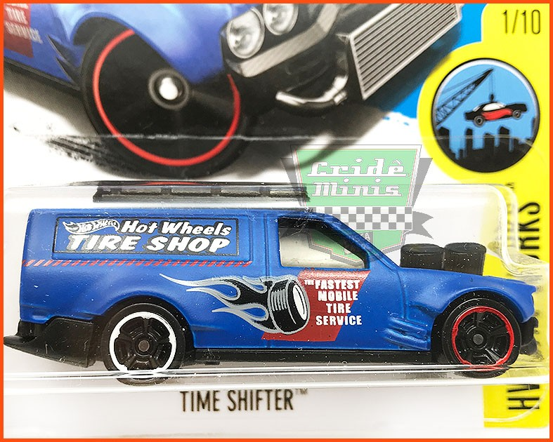 Hot Wheels Time Shifter - escala 1/64