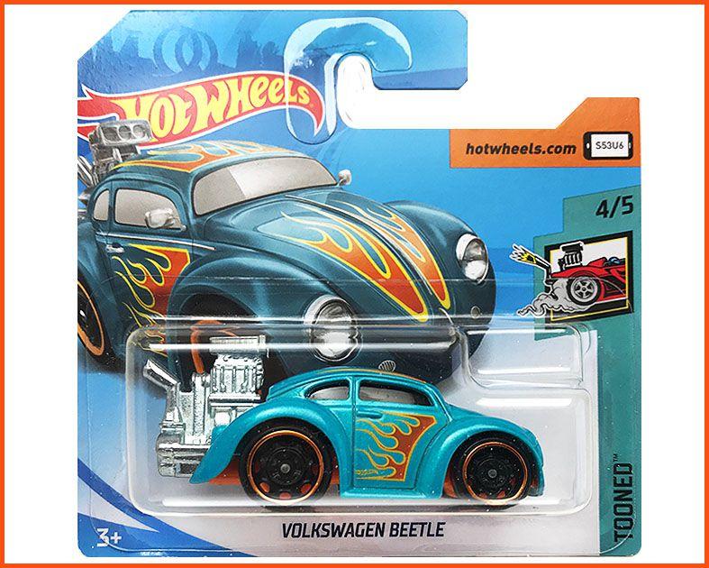 Hot Weels Volkswagen Fusca - escala 1/64